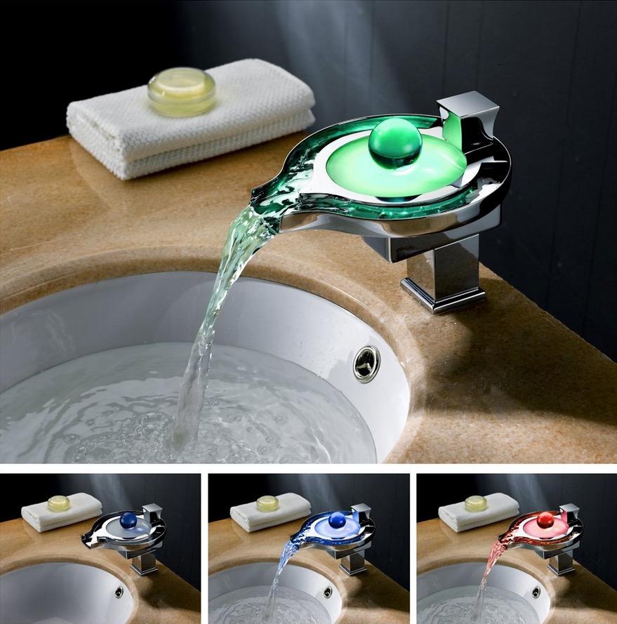 50 Mẫu vòi nước đẹp độc đáo và sang trọng cho nhà bếp, phòng tắm