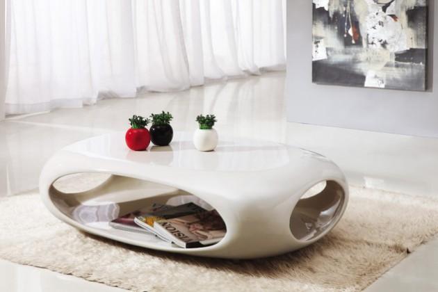 15 Mẫu bàn cafe hiện đại và tiện nghi cho phòng khách