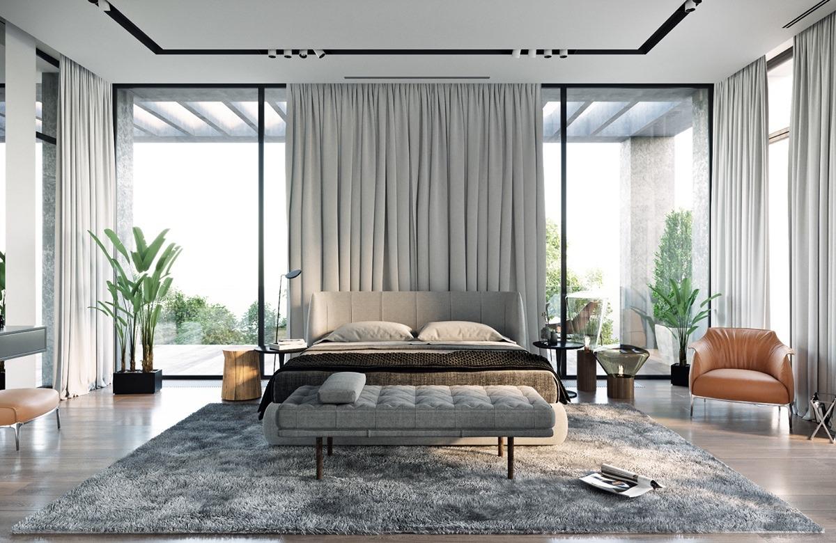 Thiết kế thi công nội thất đơn giản và đẹp cho cuộc sống hiện đại