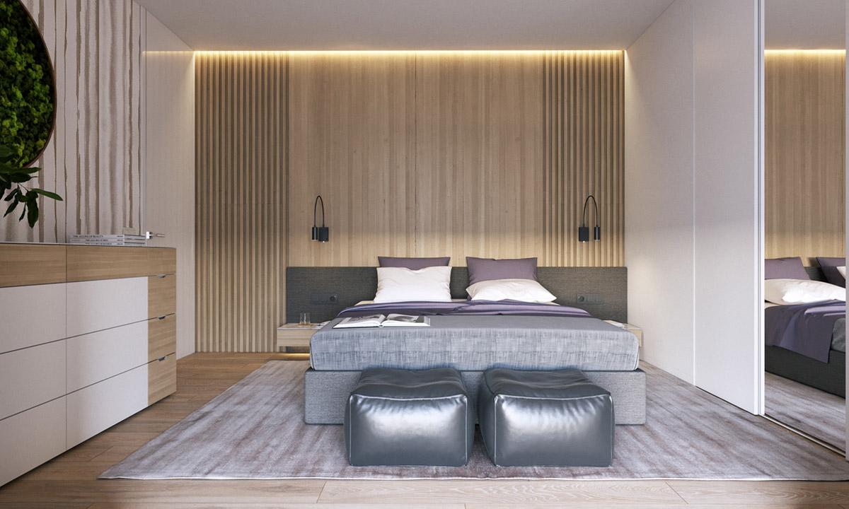 Không gian sống ngọt ngào với ý tưởng thiết kế nội thất cùng màu pastel