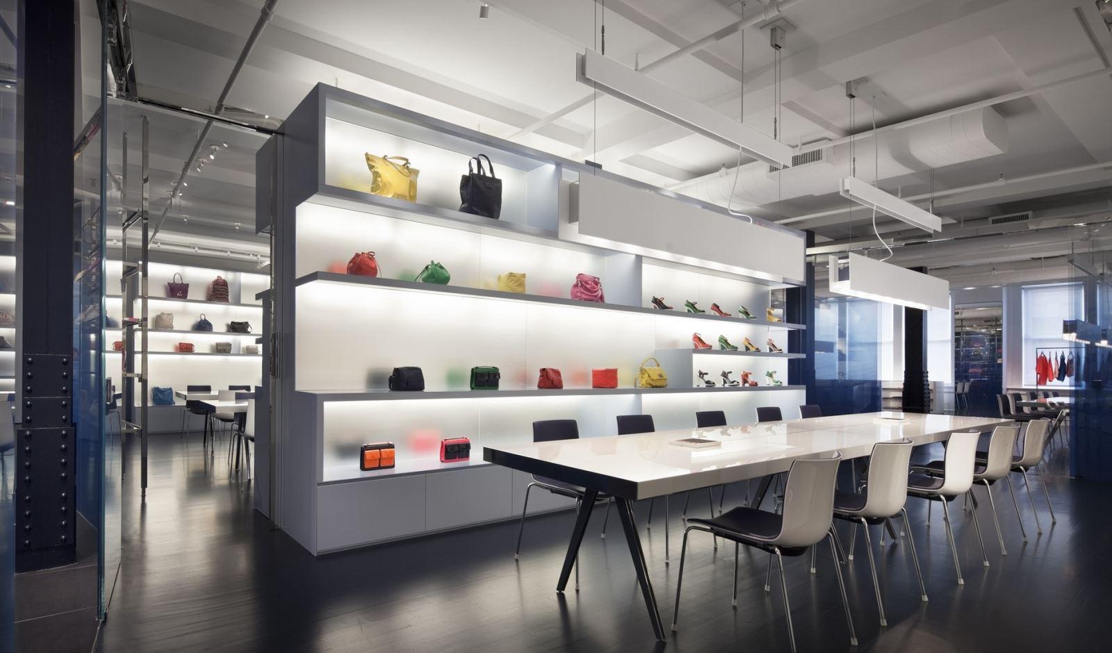 thiết kế thi công nội thất showroom trọn gói đẹp