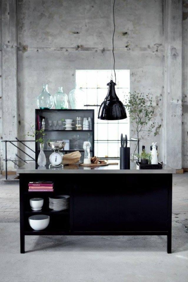 mẫu thiết kế nội thất phong cách công nghiệp đẹp và độc đáo